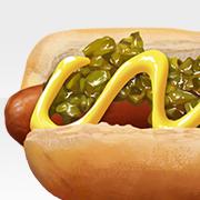 hotdogiconW